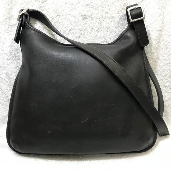 Coach Handbags - Vintage COACH Soho Hippie Slim Crossbody Bag 9146